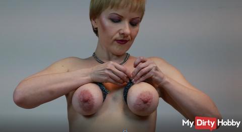 Bind Brust, anal