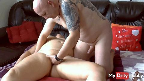 User spoiled cunt with vacuum vibrator