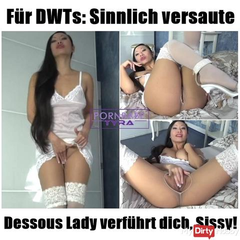 For DWTS: Sensual kinky lingerie Lady offend thee, Sissy!